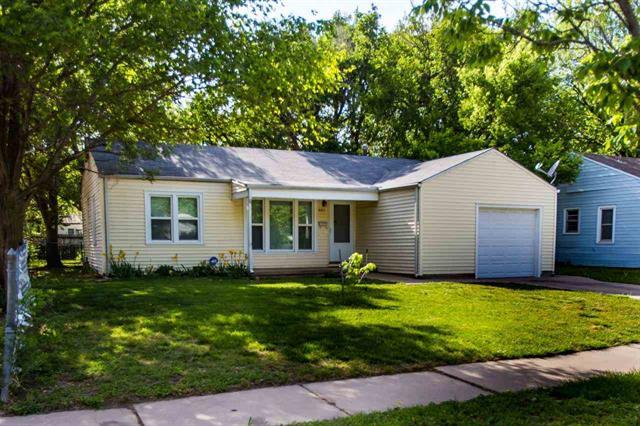 For Sale: 621 S Custer, Wichita KS