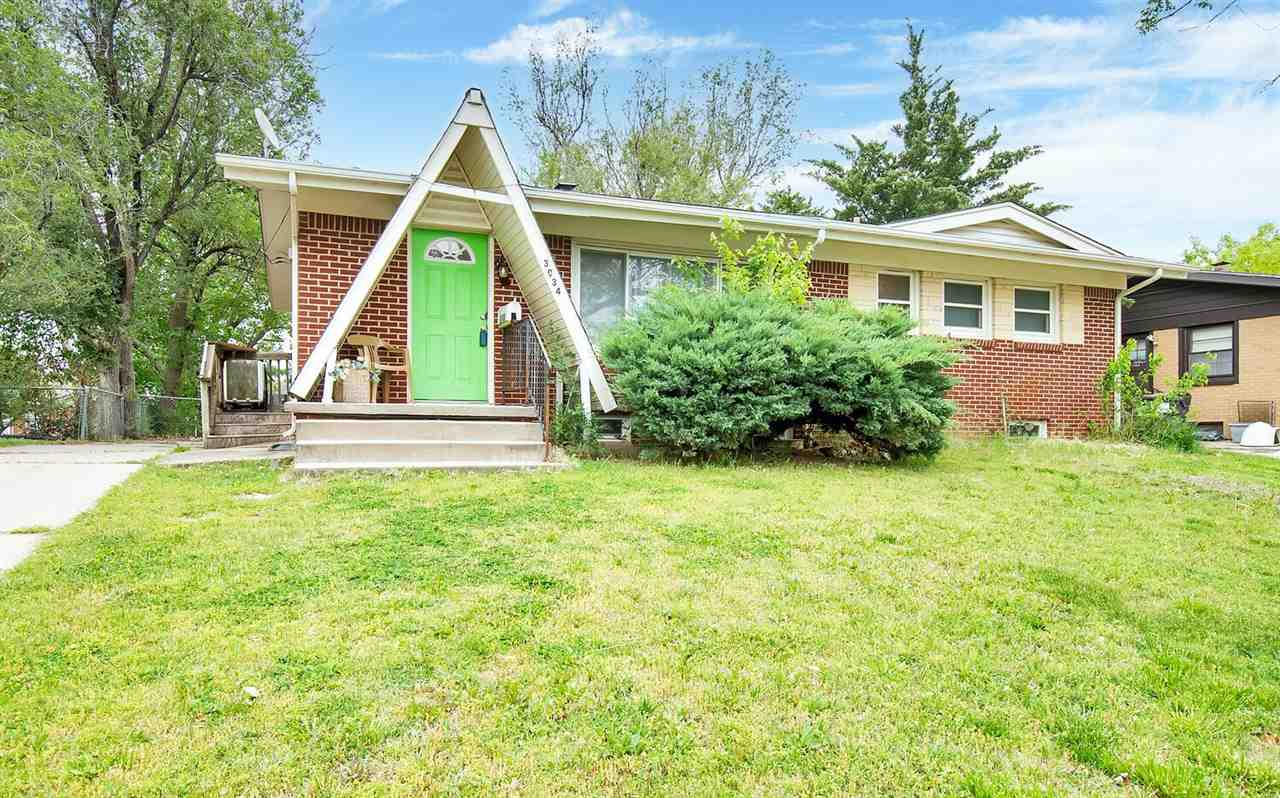 Investor Delight! This 3 bedroom, 2 bath ranch home is perfect for an investor or a buyer that wants