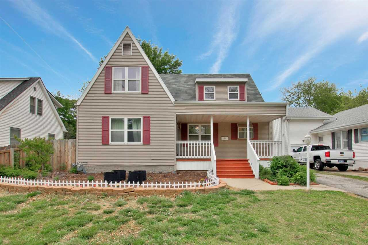 Beautiful and charming two story home near College Hill! Walk into the spacious living area that inc