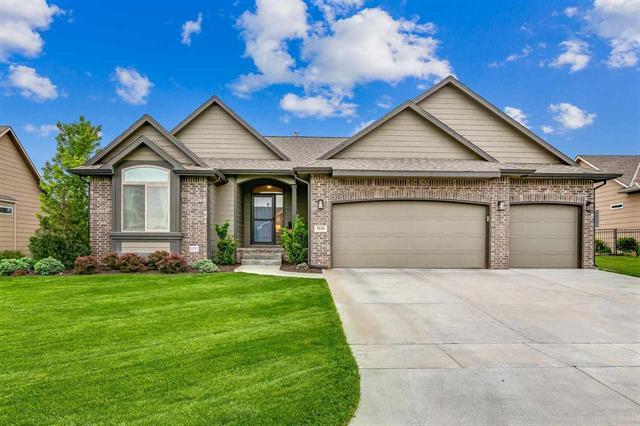 For Sale: 3110 N LANDON CIR, Wichita KS