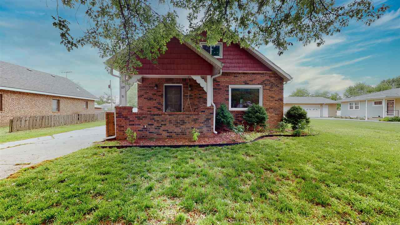 Do not wait to set up your showing, located in Garden Plain KS this home has 3 Bedrooms, 2 Full Bath
