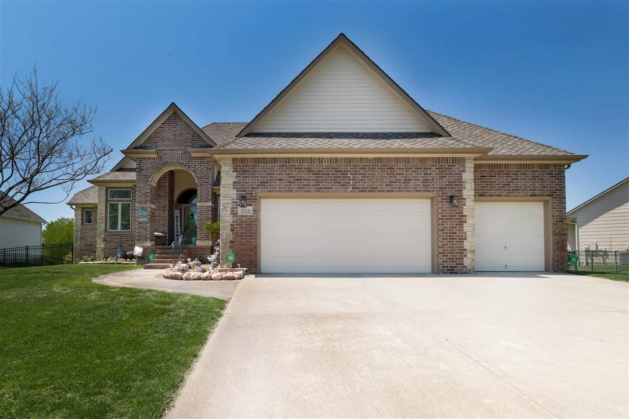 For Sale: 1125 N North Shore Blvd, Wichita, KS 67212,
