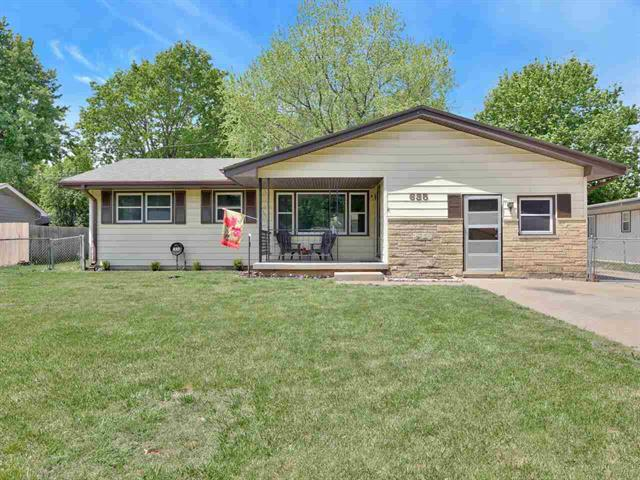 For Sale: 635 N Brownthrush Ln, Wichita KS