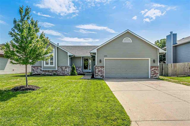 For Sale: 2416 N Persimmon St, Derby KS
