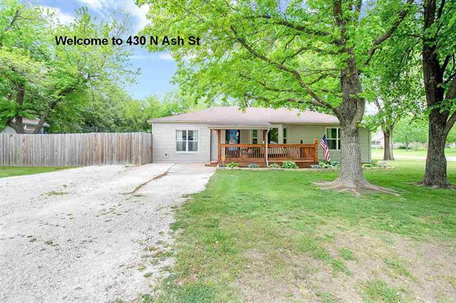 For Sale: 430 E Ash St, Douglass KS