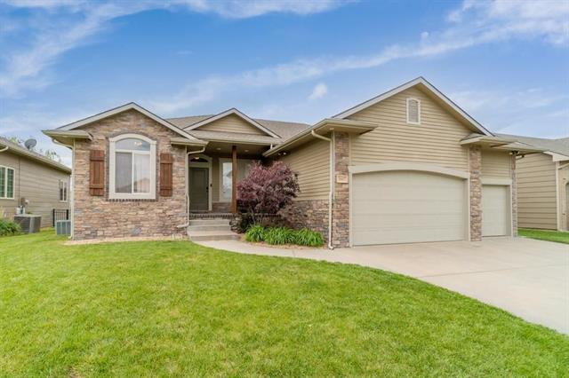For Sale: 3607 N FOREST RIDGE ST, Wichita KS