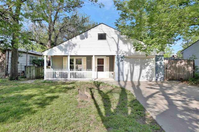 For Sale: 407 S Knight St, Wichita KS