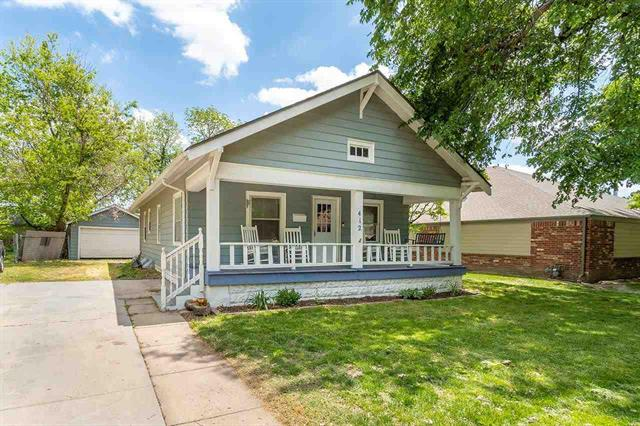 For Sale: 412 S Chautauqua Ave, Wichita KS