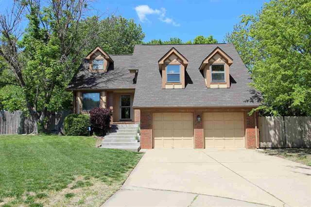 For Sale: 2431 N Longwood Cir, Wichita KS