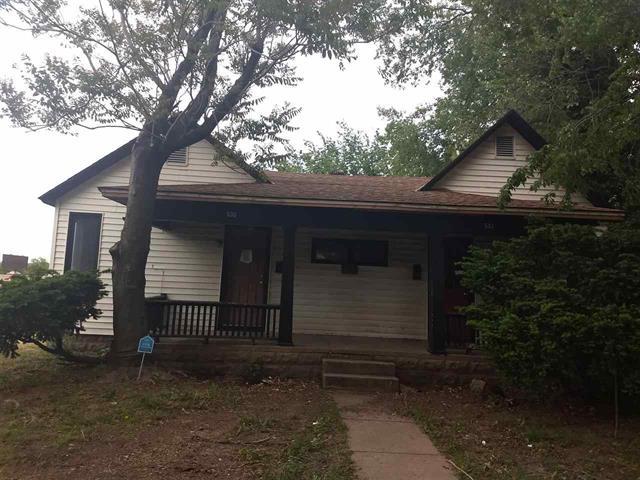 For Sale: 530 S Lulu, Wichita KS