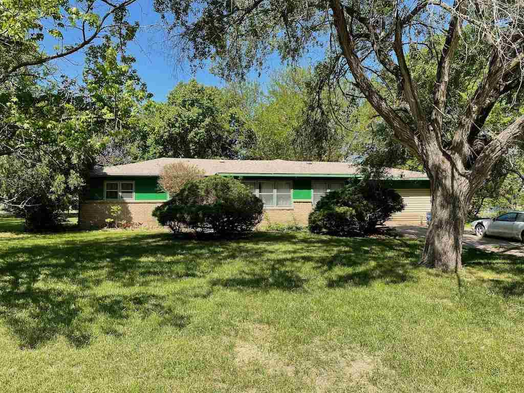 This is an investment opportunity. Home is large, sits on a large lot and ideally located in a very