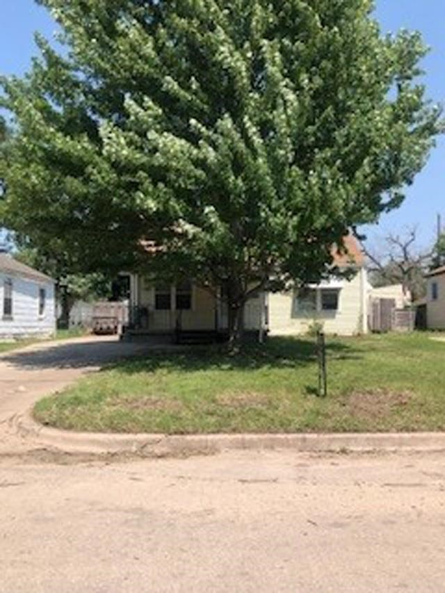 First time home buyer or rental property. Currently rented. Large backyard with shed. Wood flooring