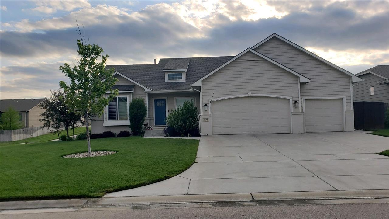 Immaculate and Beautiful in a Fantastic Location...Wichita address in the highly sought after Maize