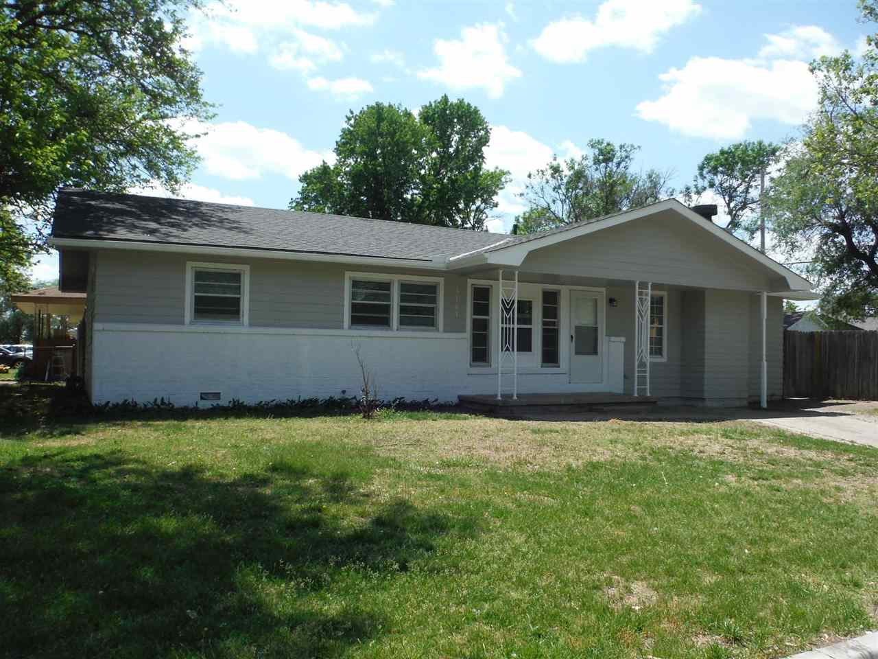4 bedroom remodeled home with lots of room. Complete new kitchen including new granite counters and