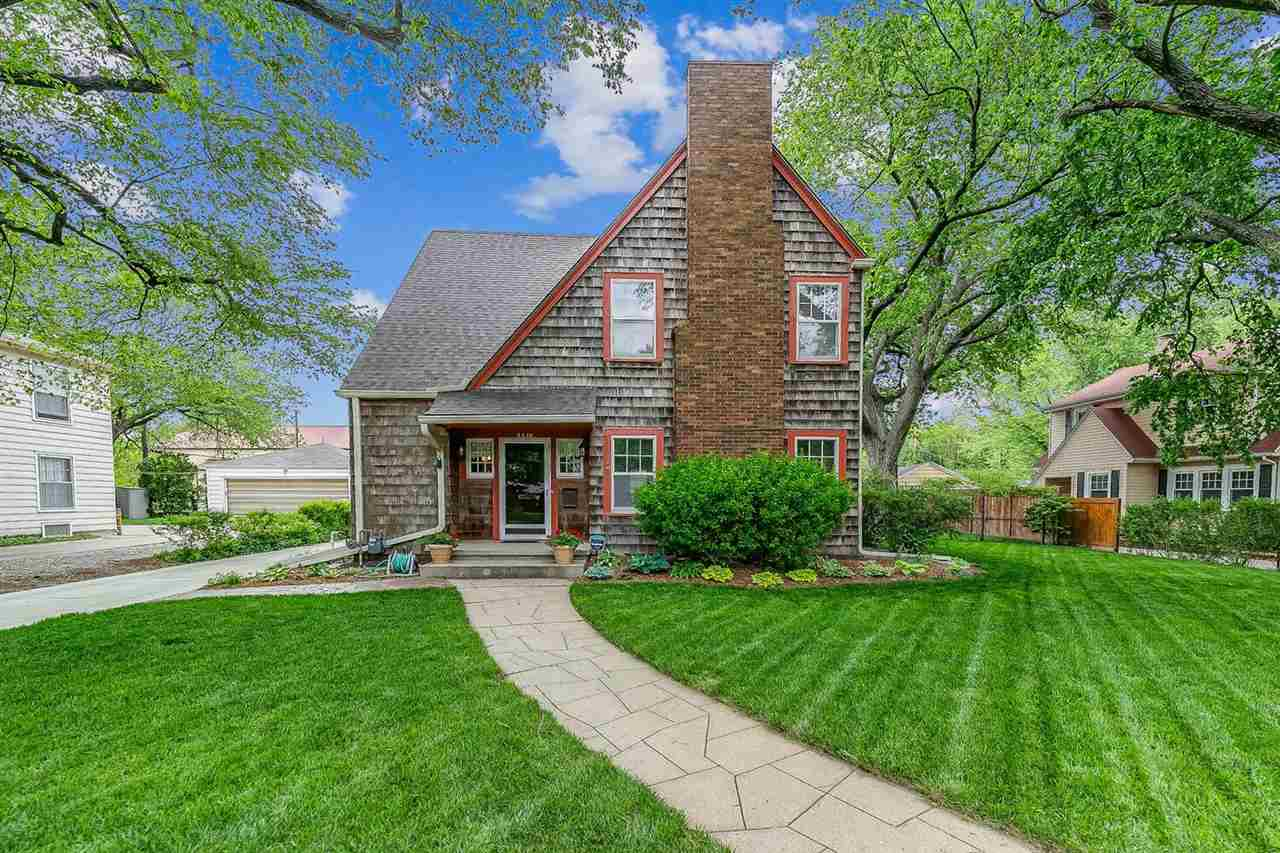 Welcome to this beautiful Cape Cod home in College Hill, with charm you won't believe! Built in 1928