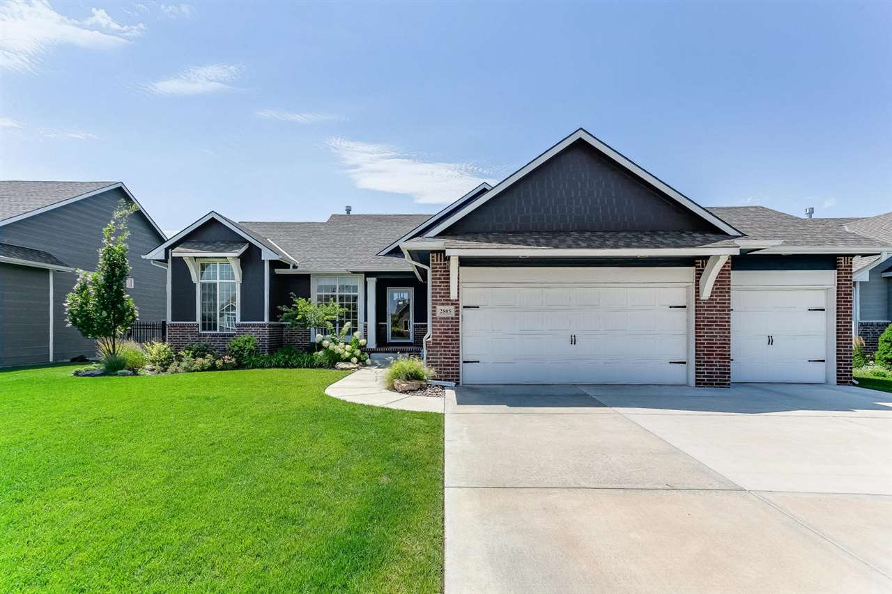 This premier home is located in the sought after Firethorne neighborhood! This 5 bedroom home has ap