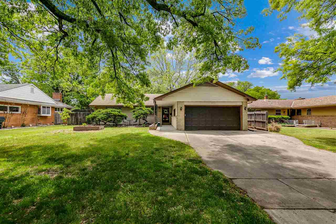 Don't miss this beautiful home now for sale!  Quietly nestled at the end of a cul de sac in the hear