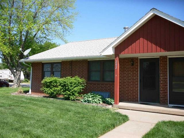 For Sale: 202 E 1st Ave, Cheney KS