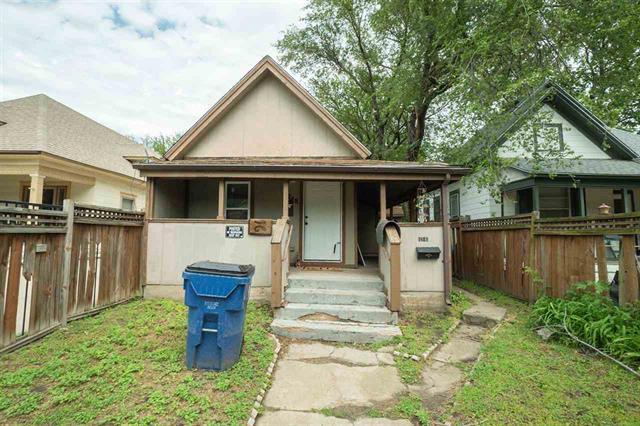 For Sale: 1248 N JACKSON AVE, Wichita KS
