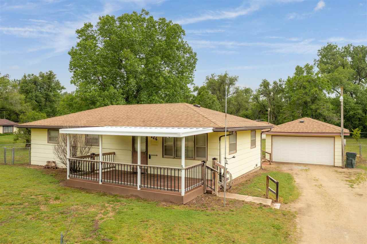 Back on the market. Buyer's loss is your gain! Country living at its finest with this 4-bed, 2-bath