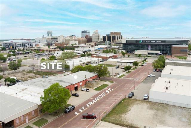 For Sale: 501-507 S St. Francis St, Wichita KS