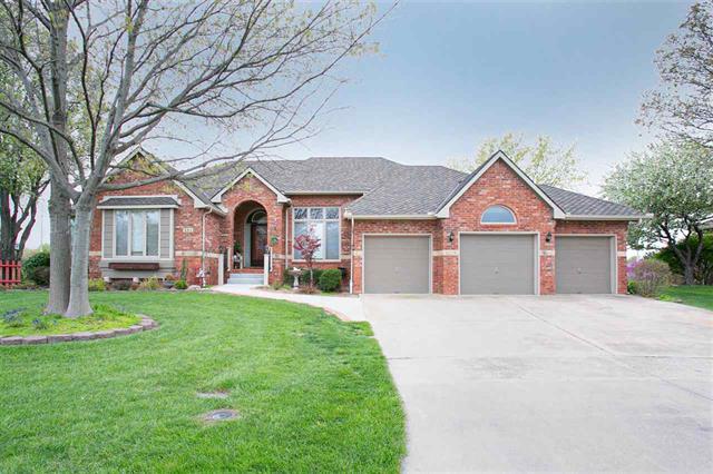 For Sale: 253 S BREEZY POINTE CT, Wichita KS