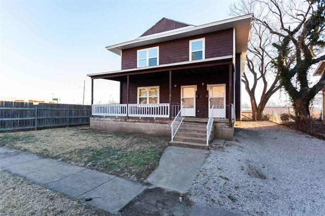 For Sale: 1614 & 1616 S Market St, Wichita KS