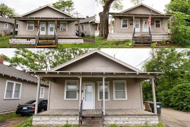 For Sale: 632 E 4TH AVE, Hutchinson KS