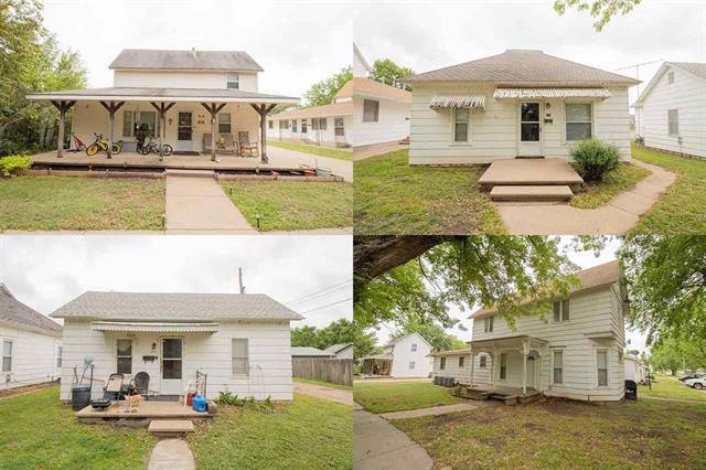 For Sale: 252 N Pine St, Kingman KS