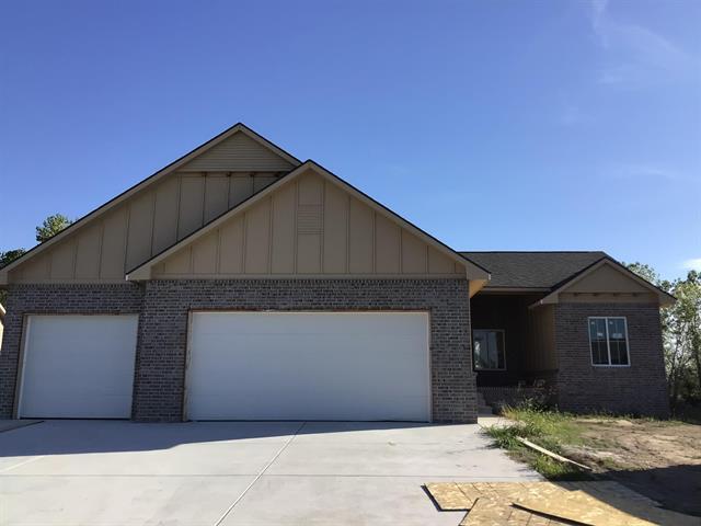 For Sale: 3323 S Bluelake Ct, Wichita KS