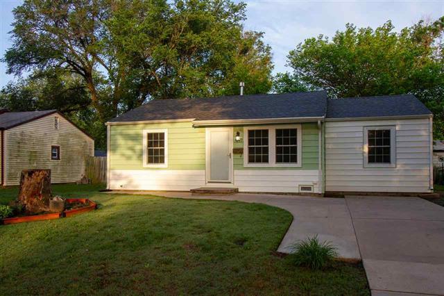 For Sale: 4509 S Oak Ave, Wichita KS
