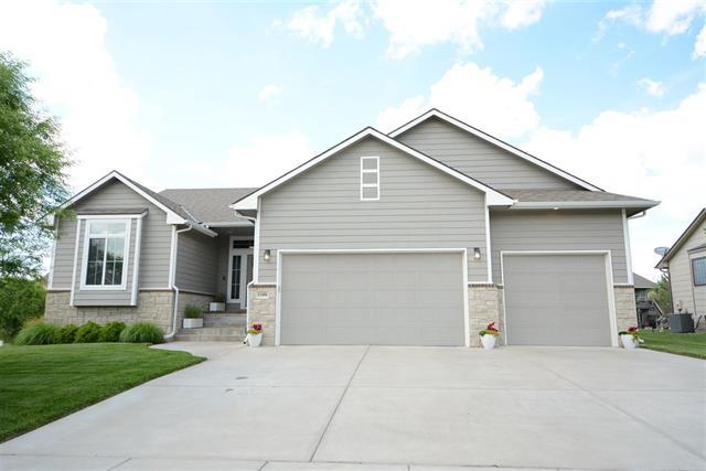 For Sale: 13408 E Laguna Cir, Wichita KS