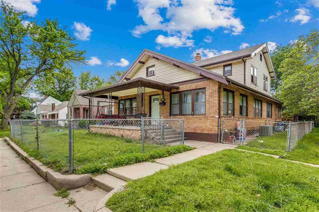 For Sale: 1459 N Woodland Ave, Wichita KS