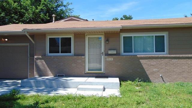 For Sale: 1508 W DALLAS ST, Wichita KS