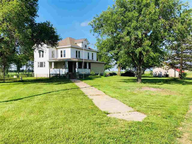 For Sale: 2535 NW 180th St, Burns KS