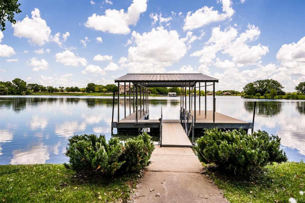 For Sale: 2810 N North Shore Cir, Wichita KS