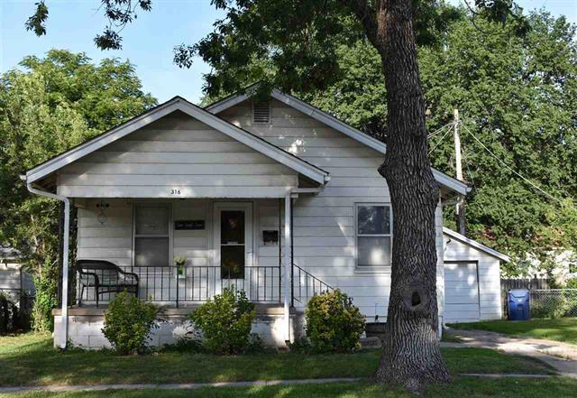 For Sale: 316 S Saint Paul St, Wichita KS