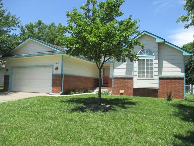 Cute home! Ready to move in! 4 bedroom, 3 bath, Fence, gutter covers, Maize school district, Close to New Market Square and restaurants. All appliances stay including Washer and Dryer. Schedule your showing today!