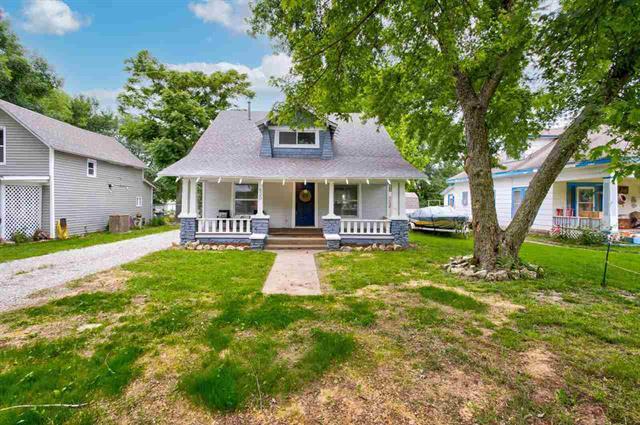 For Sale: 520 S WILLOW ST, Douglass KS