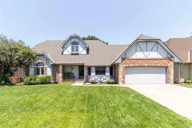 For Sale: 1229 N Coachhouse Ct, Wichita KS