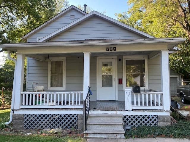 For Sale: 609 W 6th St, Newton KS