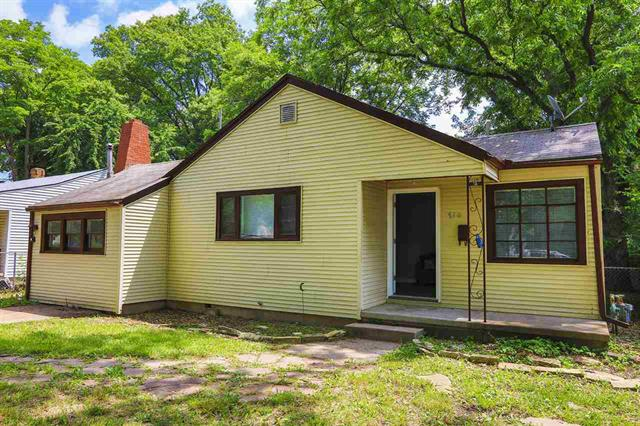 For Sale: 710 S PERSHING ST, Wichita KS