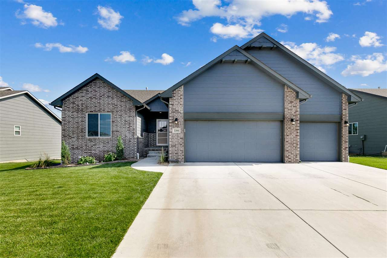 This well-maintained beautiful move-in ready ranch style one owner home built in 2019 features an op