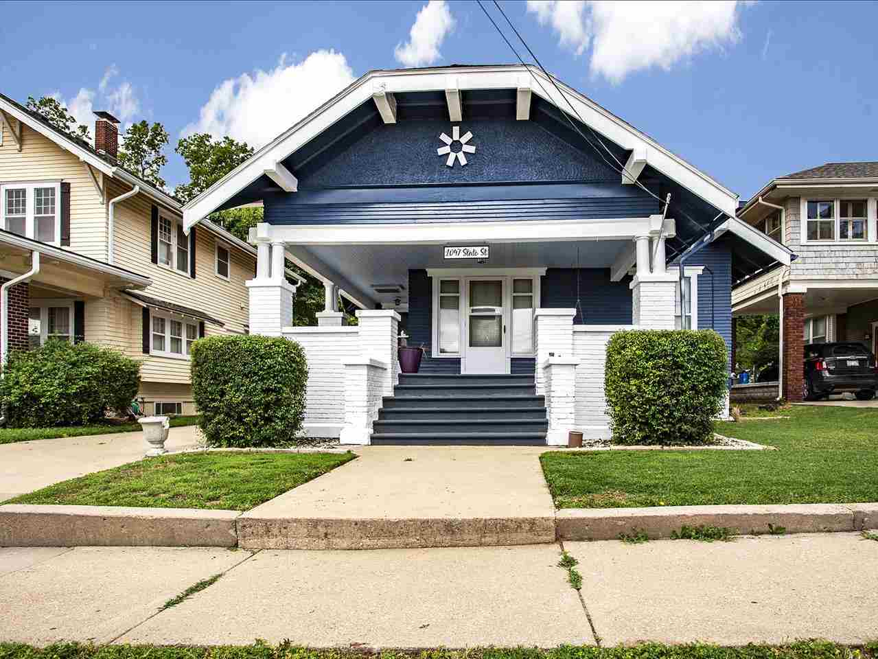 HERE IS YOUR CHANCE TO OWN A HUNDRED-YEAR OLD HOME WITH TONS OF CHARM AND CHARACTER!!  THE OUTSIDE W