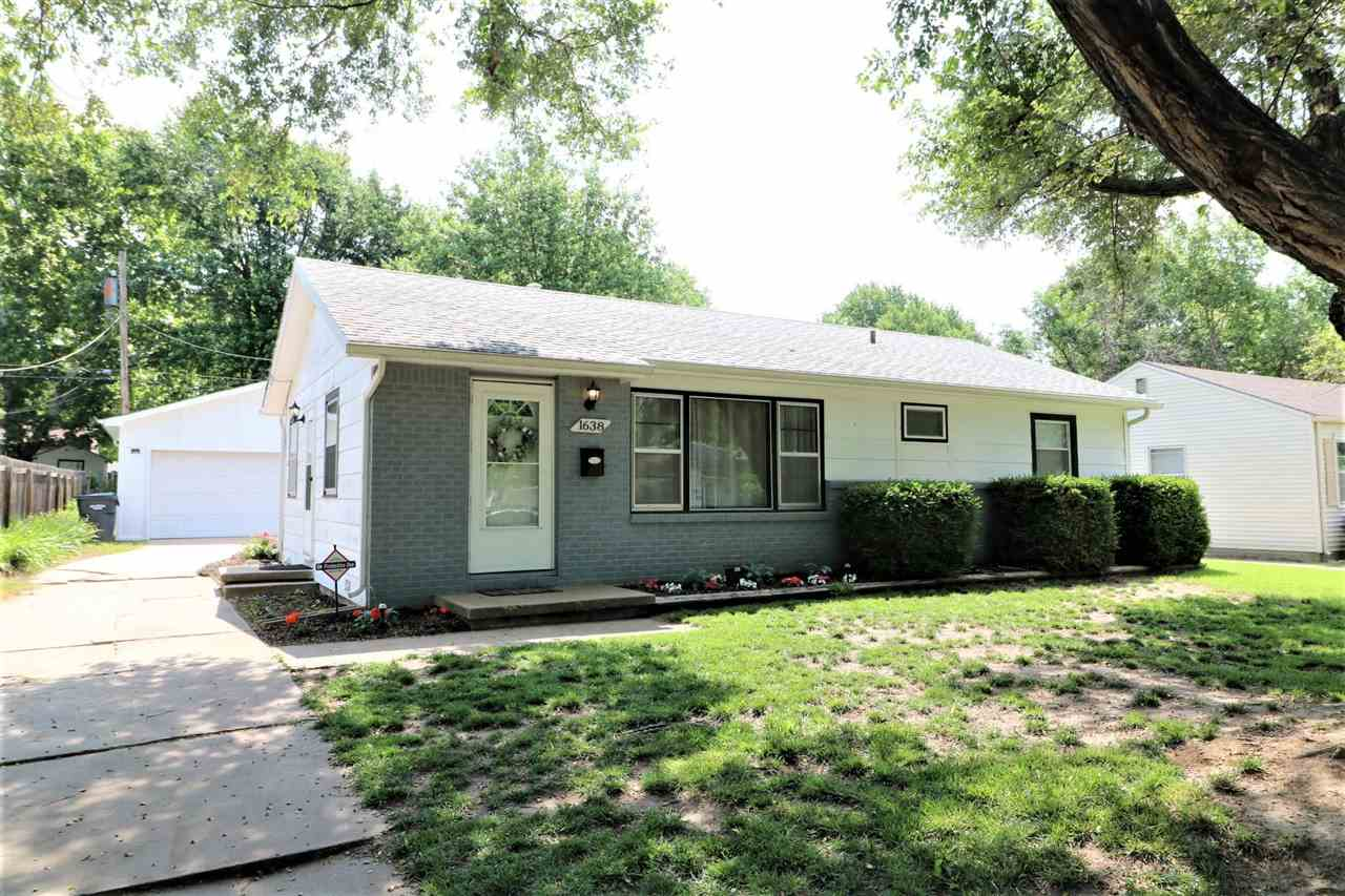 Cute 3 bedroom, 1 bath ranch in the Indian Hills area. Totally updated with a big, mostly fenced yar