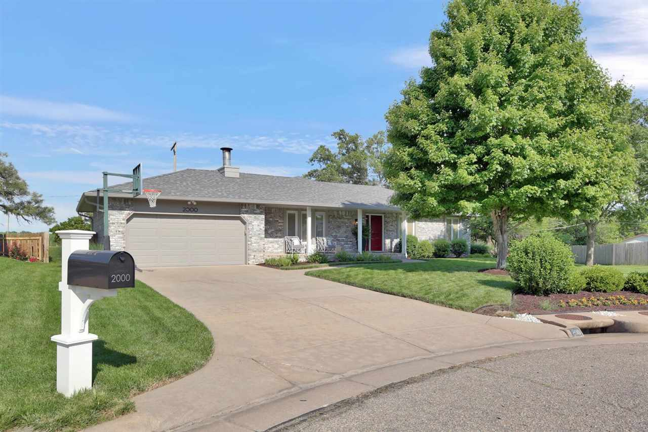 CAN YOU SAY O.M.G!!! This home is a STUNNER! This 3 bedroom, 2.5 bathroom, 2 car garage home has all