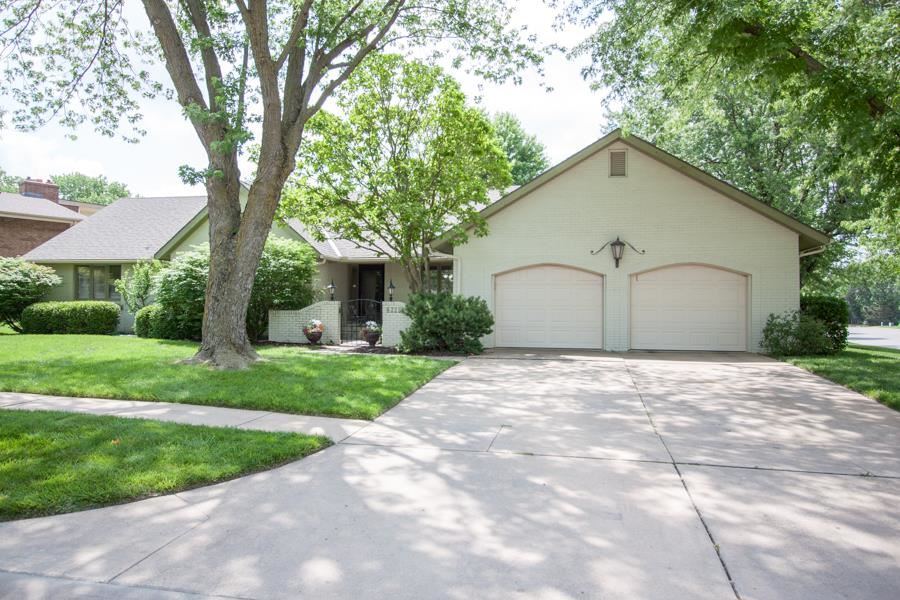 If you are looking for abundant space in a full brick sprawling ranch, this is your home!  4 bedroom