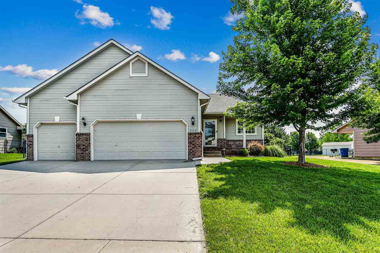 This one is ready to go! It has it all - 4 bedrooms, 3 baths, main floor laundry with a large family