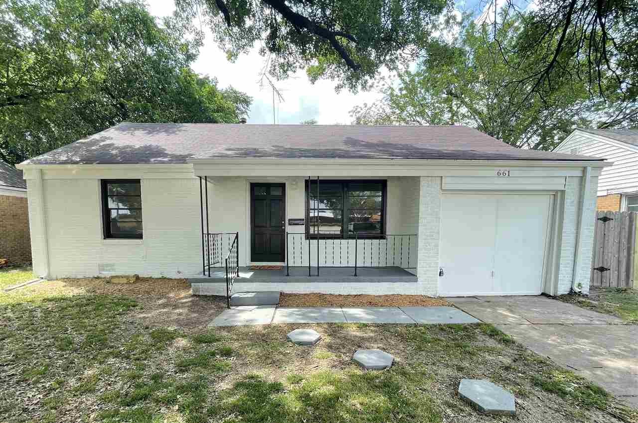 Across the street from an elementary school and playground this home is perfect for a growing family