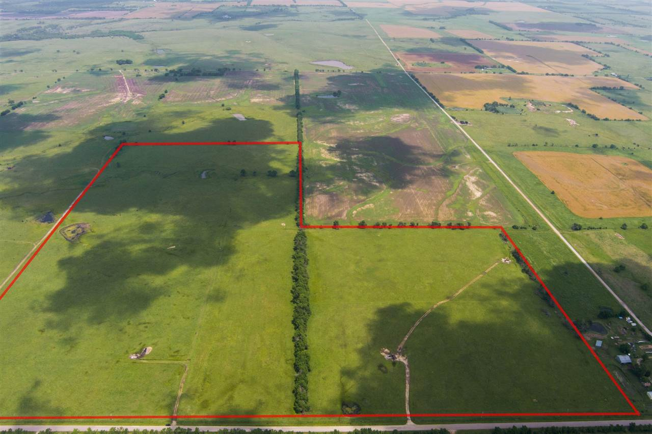 If you have been on the search for land or the perfect setting to build your new home on over 100 acres the OPPORTUNITY IS NOW! This rare find of 107.70 acres is perfectly located 20 mins from either Ark City or Winfield on paved frontage roads and offers 3 ACTIVE producing oil wells with monthly income and mineral rights convey to buyer at close of sale! Tillable soil that is currently in use as grassland/pasture for cattle with 3 ponds this piece of land has offers all that you have been searching for and more! Call listing agent today to schedule a showing!   *Option to purchase land only without mineral rights for price of $260,000.00
